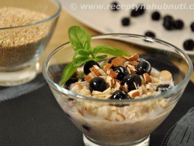 Borůvková quinoa
