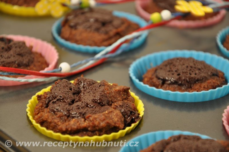 Nejlepší čoko muffinky bez lepku