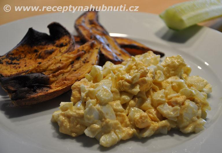 Paleo vaječný salát