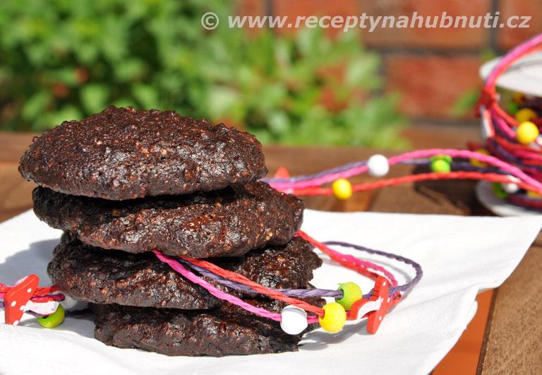 Čokoládové cookies bez lepku