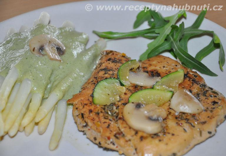 porce jídla při hubnutí