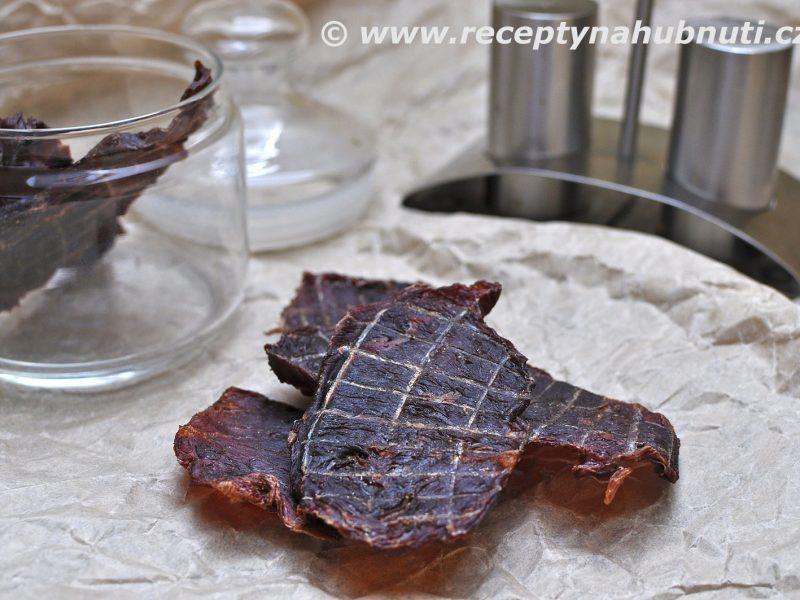 Sušené maso – Jerky