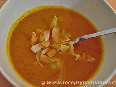 Dýňovo – rajská polévka