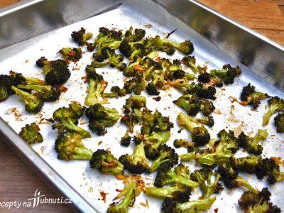 Křupavá brokolice