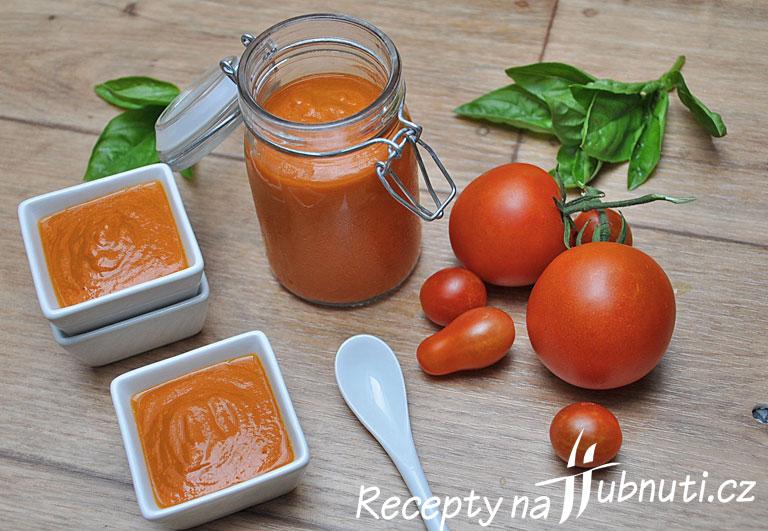 Low carb kečup bez sladidel
