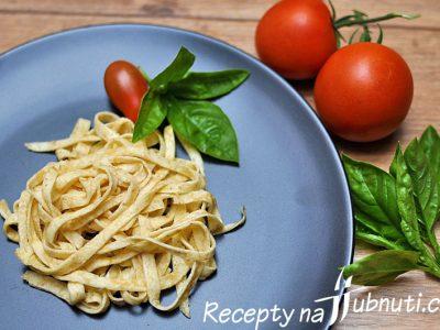 LCHF – keto těstoviny za 3 min