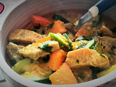 Žluté curry