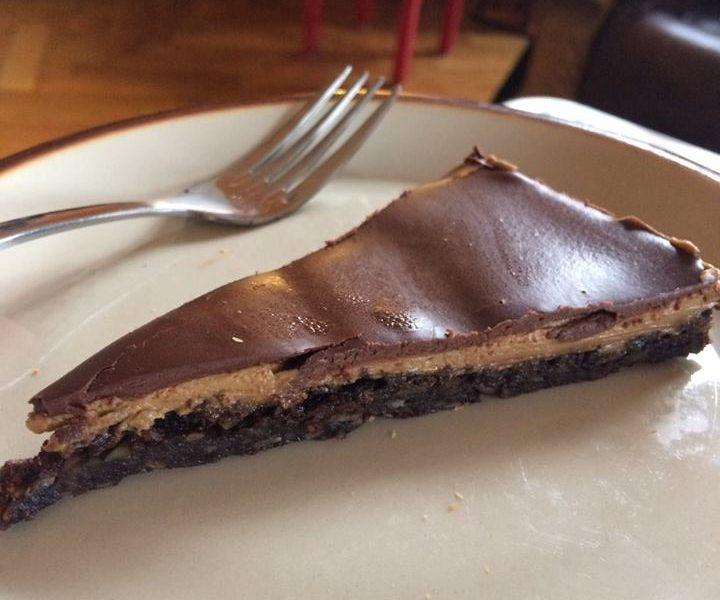 Kávová tortička