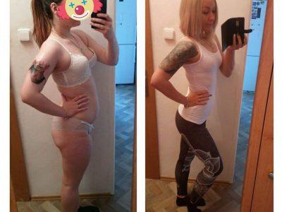 Týna zhubla 20 kg bez sacharidů