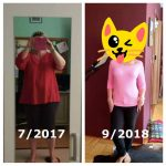 Díky ketogenní stravě jsem šťastná – Lucka zhubla 52 kg